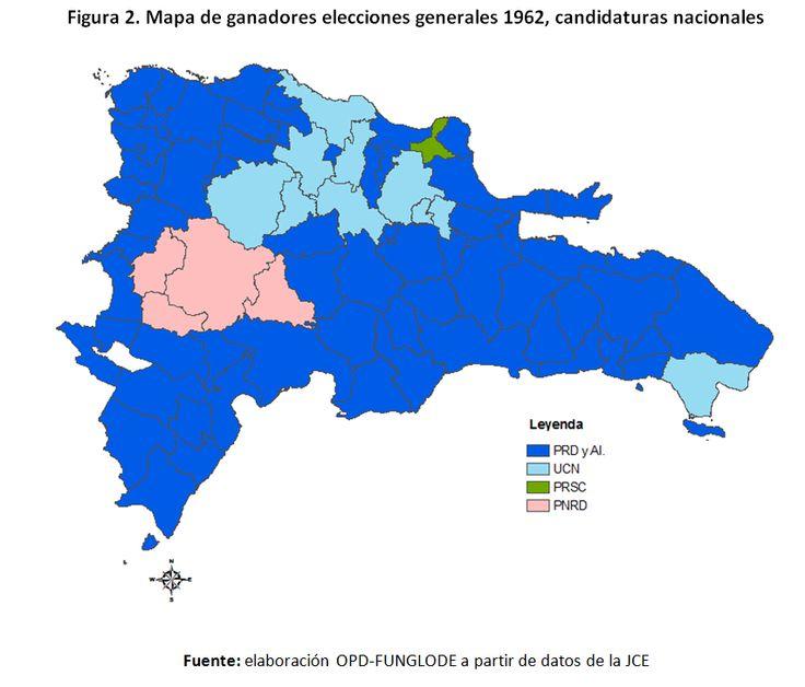 50 AÑOS DEL ASCENSO DE JUAN BOSCH AL PODER  Las elecciones del 20 de diciembre de 1962