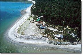 Savary Island BC, Sunshine Coast, British Columbia, Canada