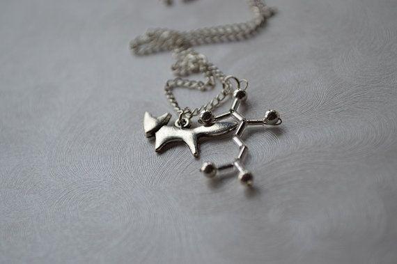Biolojewelry  Fox  E Glutamic Acid Necklace by BiolojewelryandSuch