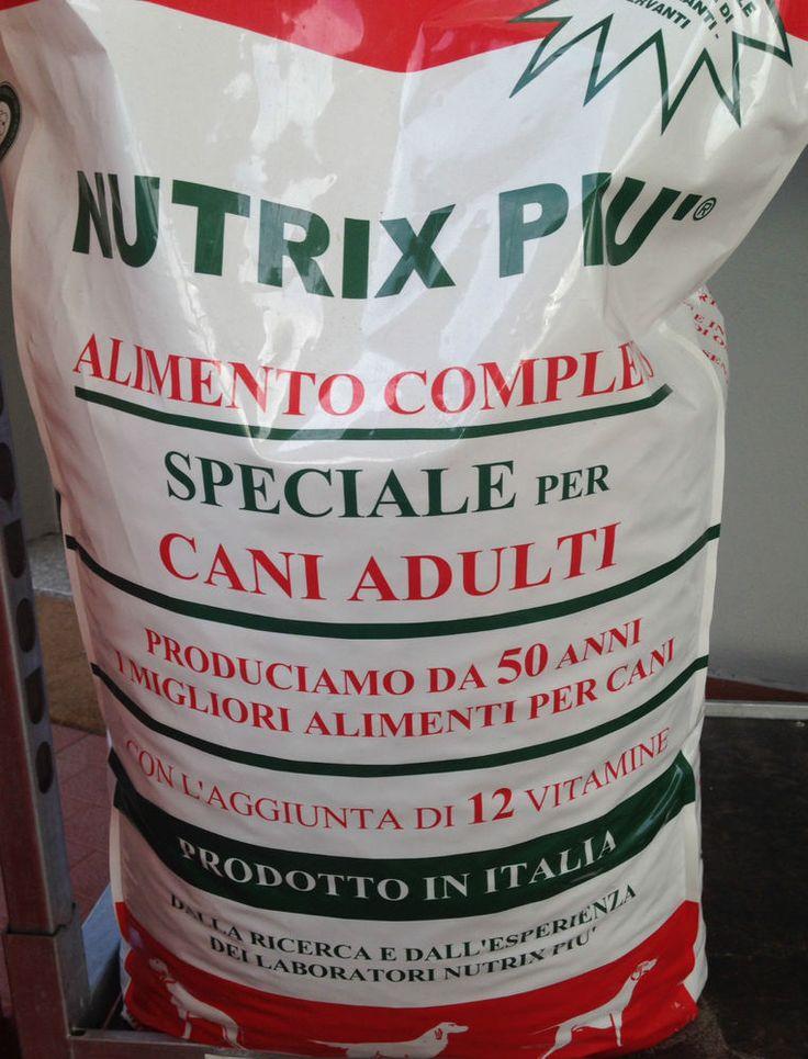 Mangime Completo per Cani Adulti Nutrix Più http://www.ebay.it/itm/Mangime-Completo-per-Cani-Adulti-Nutrix-Piu-/281458611023?pt=IT_Stanza&hash=item41883d934f
