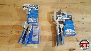 Test outils @kregtool : station de serrage Klamp plate & pince Automaxx