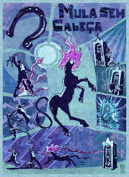 Poster MULA SEM CABEÇA 2011