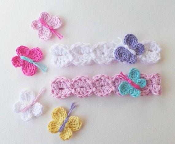CROCHET HEADBAND Pattern BABYS headband by KerryJayneDesigns