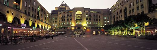 Michelangelo Hotel in Nelson Mandela Square (South Africa)