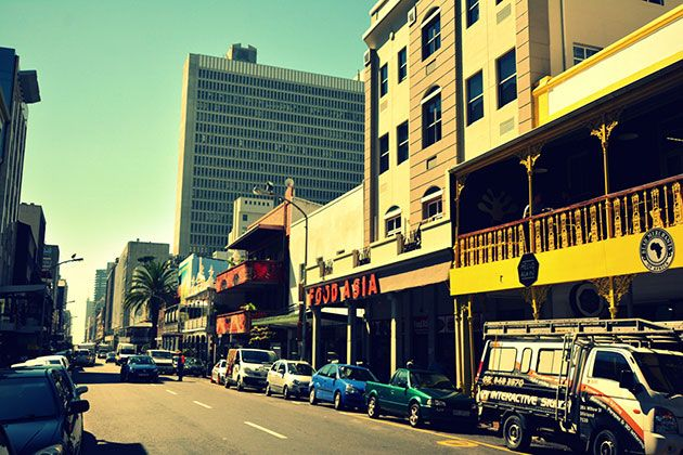 Lovely street view! Hop on now and see it for yourself! http://www.citysightseeing.co.za/