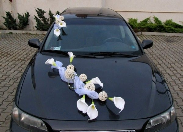 29 best wedding car decoration images on pinterest wedding cars 37 cool ideas for car decoration for the wedding junglespirit Image collections