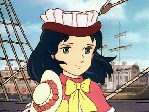 Princesse Sarah (Shōkōjo Sēra en VO) un anime faisant partie des World Masterpiece Theater (adaptations nipponnes de grands classiques de la littérature jeunesse)