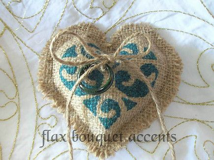 Flax Bouquet Accents