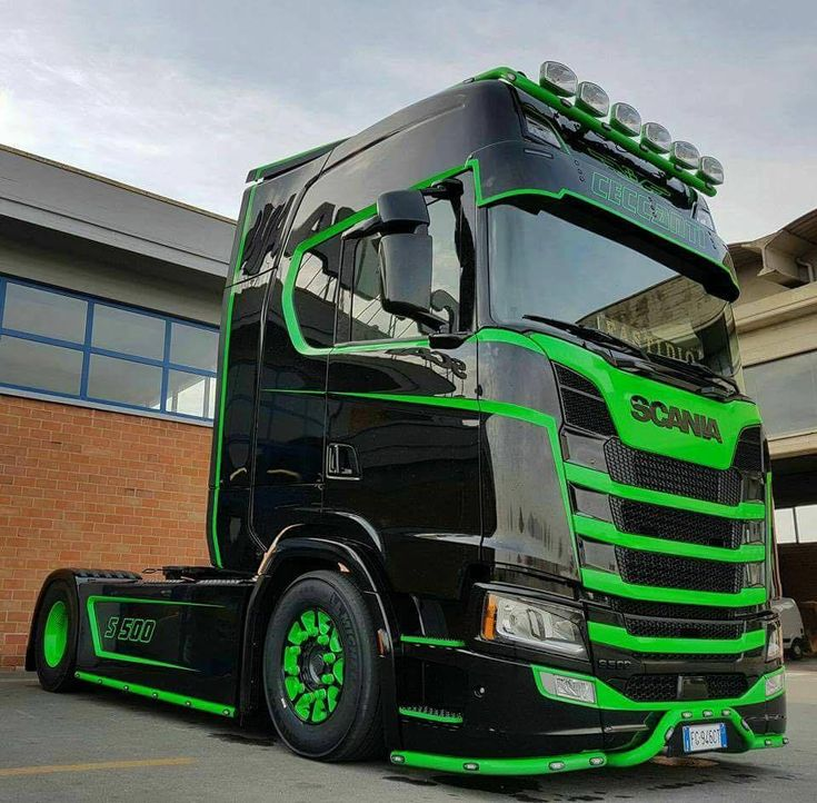 791 Best Awesome Trucks Images On Pinterest