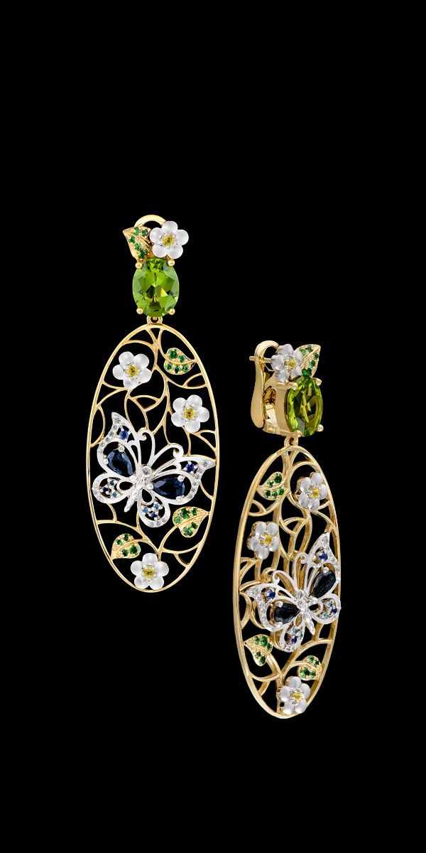 Master Exclusive Jewellery - Collection - World of insects