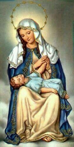 Hermosa Madre de la Divina Providencia.