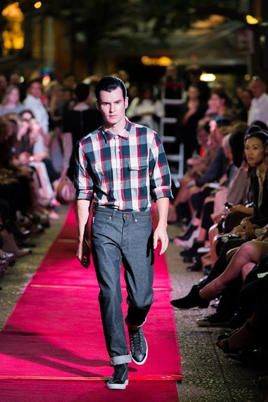 Workshop Winter 2014 Collections Show at Vulcan Lane
