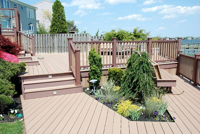 10 Images About Deck Ideas On Pinterest Trees Fire