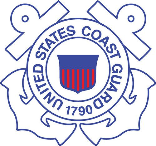 Coast Guard | The Craft Chop  free svg file  for cricut and silhouette