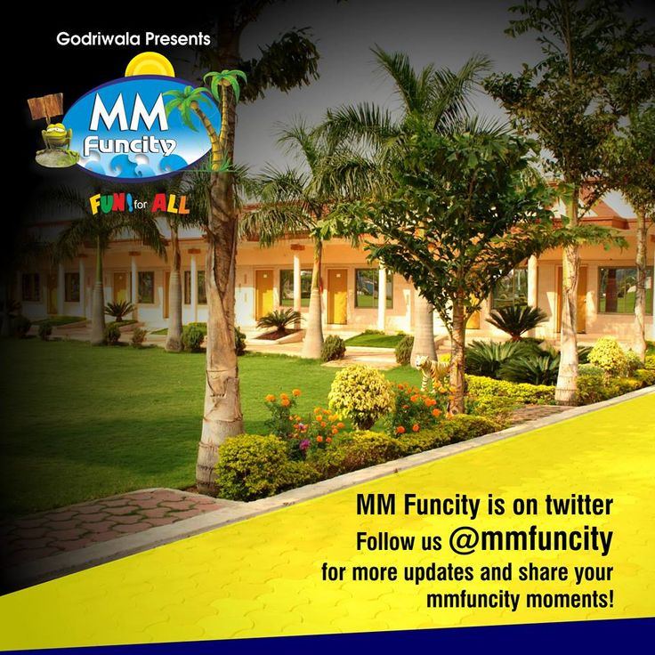 MM FUN CITY is on twitter. Follow us @mmfuncity for more updates and share your mmfuncity moments! #Twitter #MMFuncity