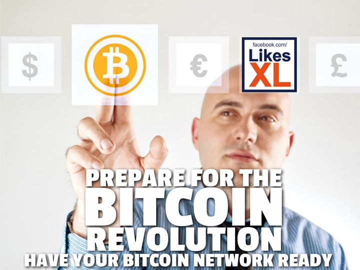 BITCOIN and LIKESXL -   Explosive news from LikeXL that I told you was coming.   LikesXL to be working with BITCOINS this month.   Why is this explosive big news?  For lots of reasons but these are among the major ones:   Global Use - Bitcoins opens LikesXL participation to all countries.  Bitcoins can be used by anyone with a Net connection anywhere in the world.   Russia China Africa everyone can participate with Bitcoins.   Instant - Bitcoin can be transferred basically instantly.  Money…