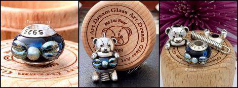 Dream Glass Art Bear Maze, Princess Hat, Ma Lei Bear and Dotted Glass Review