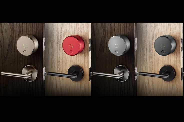 The August Smart Lock is the safe, simple, and social way to manage your home's lock. Now you can control who can enter and who can't—without the need for keys or codes. And you can do it all from your smartphone or computer.