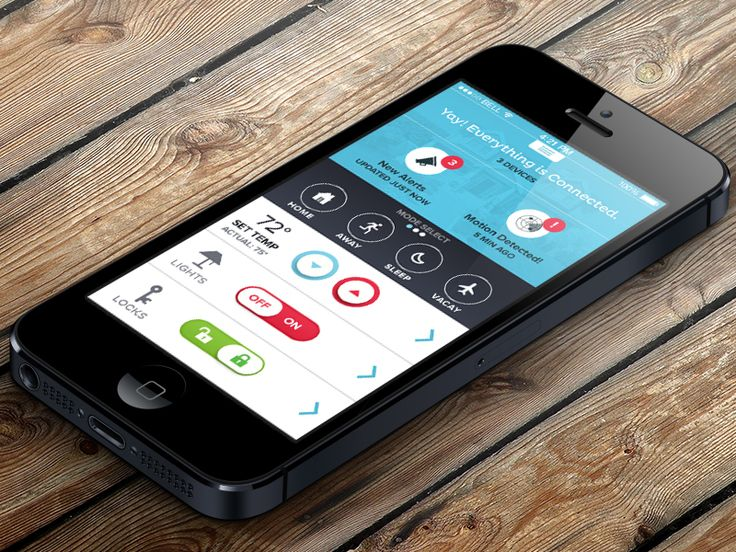 17 Best Images About Home Automation App Concepts On
