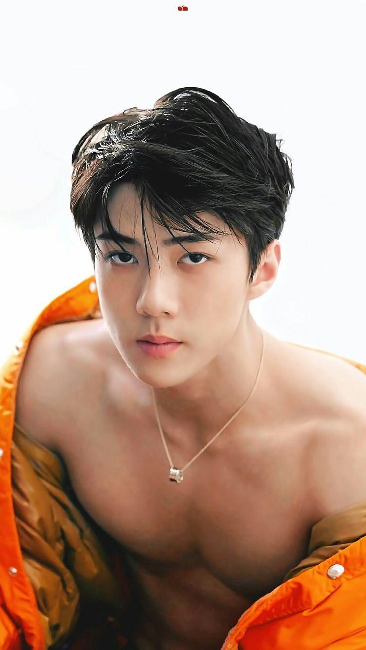 Oh My Girl Kpop Wallpaper Ooh Sehun Exo Kpop Wallpaper Sehun Exo Kpop Exo