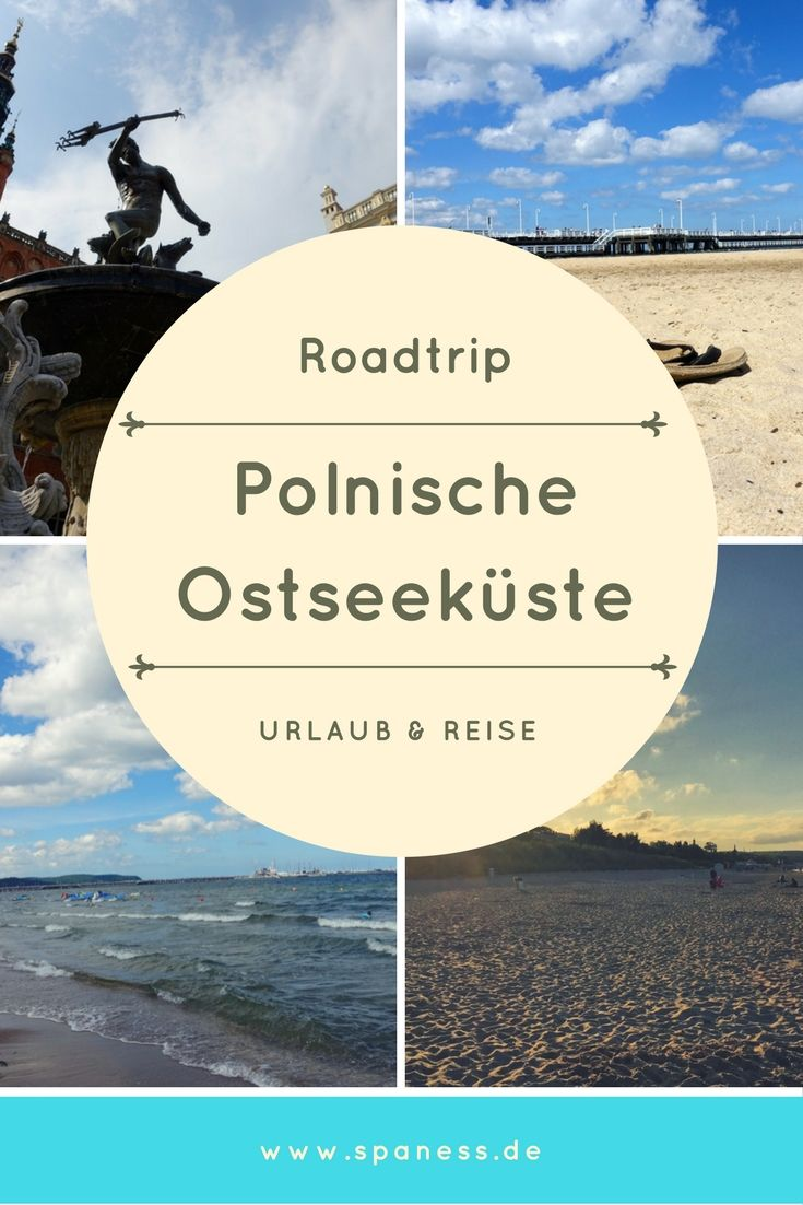 Roadtrip Polen Ostseeküste - Polen Roadtrip im Juli.