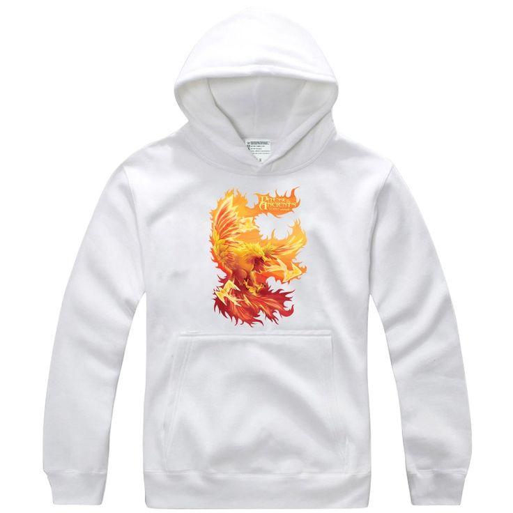 WOW World of Warcraft Dota phoenix logo pullover hoodie - Tshirtsky