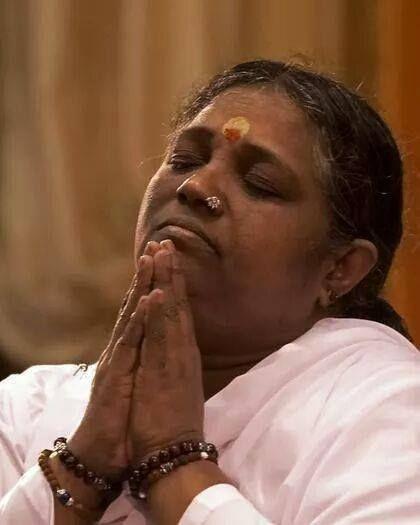 Amma, the hugging saint