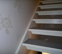 matta i trapp