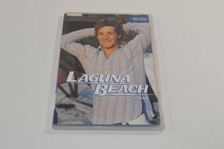 Laguna Beach - Season 1 - Disc 3 - DVD