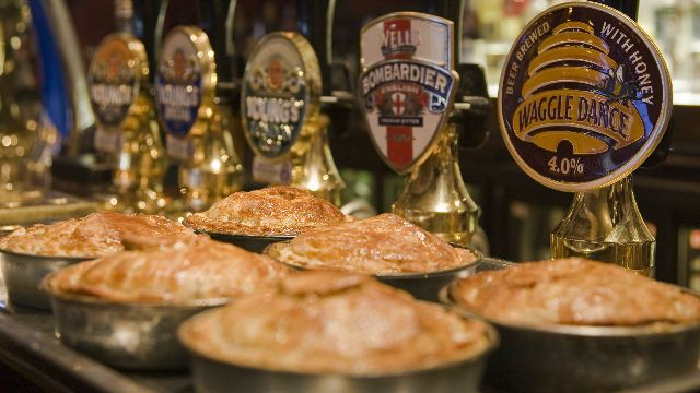 Pies have been served in the capital for centuries, from pie and mash shops to gastro pubs. Here's our pick of  the best restaurants for pies in London.