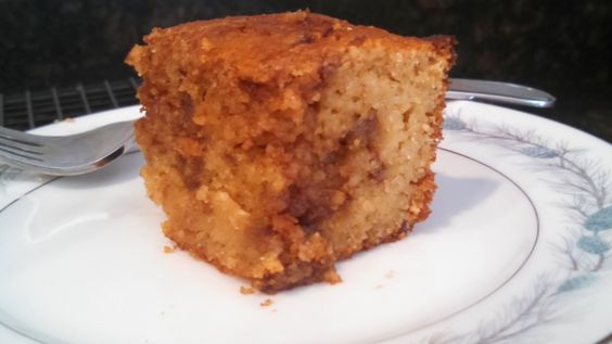 So craving coffee cake today. Finally nailed it. No sugar, no grains, no guilt... #gggfree let the coffee klatch begin!