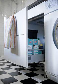 Min nya tvättstuga