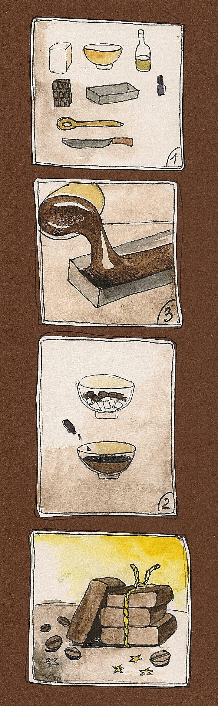 schokoladen seife selber machen anleitung seife co selber machen seife selber machen. Black Bedroom Furniture Sets. Home Design Ideas