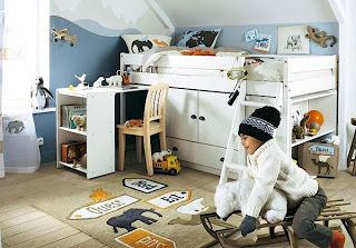 interior kamar anak anak