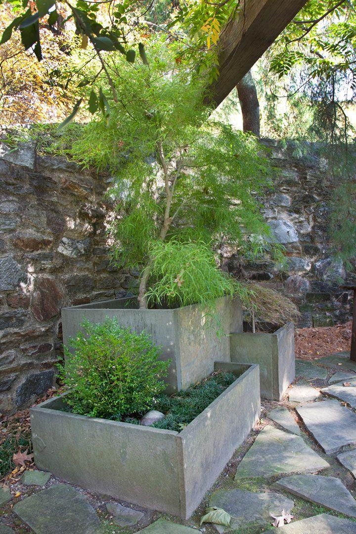 M s de 25 ideas incre bles sobre jardineras de concreto en - Jardineras prefabricadas ...