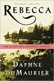 Rebecca, by Daphne du Maurier.  3rd read.  Oh Mr. de Winter.  I think my group should cut you some slack and was notably harder on you than they were on Mr. Rochester, our other gothic romance hero.