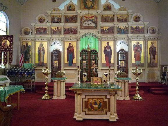 St. Michael's Orthodox Church, Mount Carmel, PA