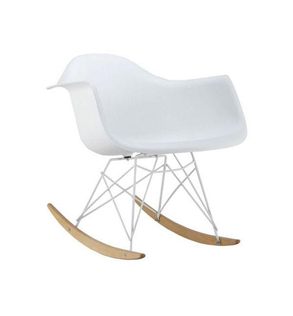 Krzesło MONDI II to zjawiskowy produkt o modnym wyglądzie. Inspirację na stworzenie tak ciekawego krzesła zaczerpnięto od popularnego projektu Eames Eiffel.