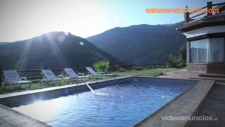 Casas rurales en competa malaga casas con piscinas for Casas con piscina en malaga
