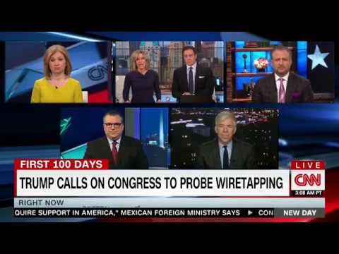 CNN's Chris Cuomo nails Trump's wiretap claims: This is like the fire ch...