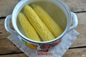 Запеченная кукуруза в мультиварке - фото шаг 2