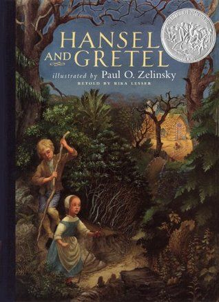 Hansel and Gretel (okay, maybe not ALL these fairy tales are from France and Italy)