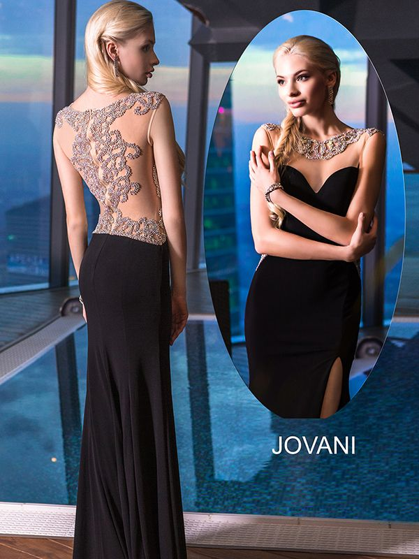 Jovani Colección 2015 - Si tienes que asistir a una velada especial y quieres dar una impresión espectacular no lo dudes... tu #vestioddefiesta debe ser un vestido de JOVANI!!!