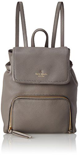 kate spade new york Cobble Hill Charley Fashion Backpack, Grey, One Size Kate Spade http://www.amazon.com/dp/B0114NIR5G/ref=cm_sw_r_pi_dp_5A4jwb0K9Y963