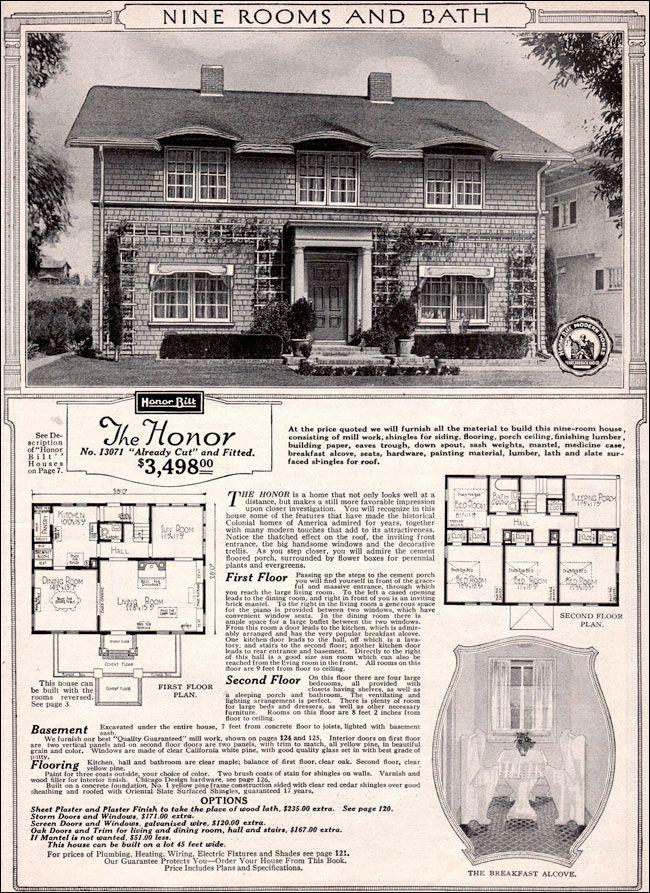 1923 Sears - Honor