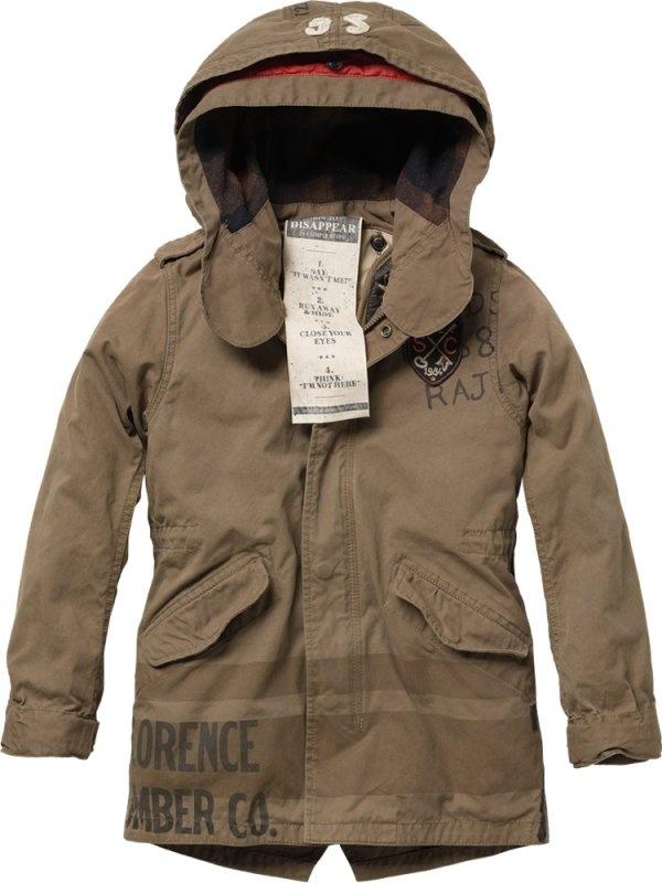 1d39817274f4 Love this Scotch Shrunk coat