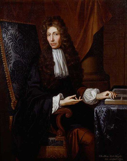 Robert Boyle- Mathew had read Diana's paper on Boyles approach to expansion