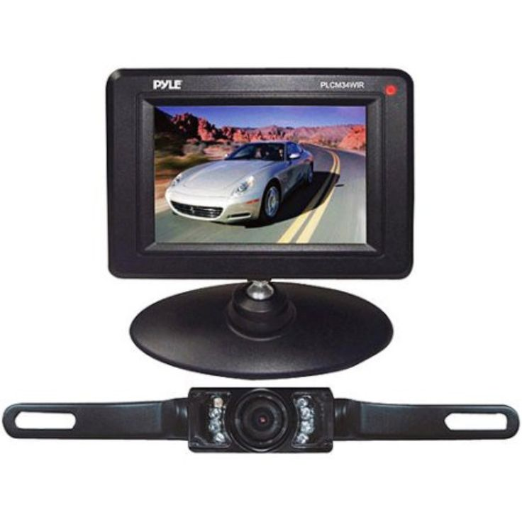 Day and Night Backup Camera System