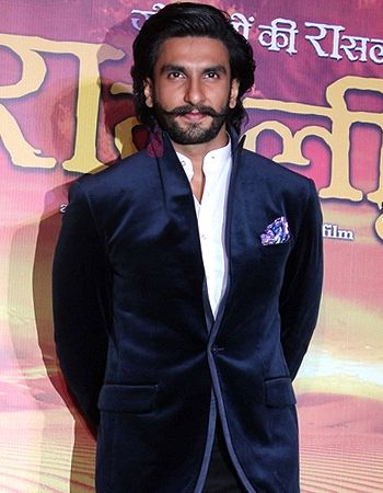 Sanjay Leela Bhansali rubs off his traits on Ranveer Singh!