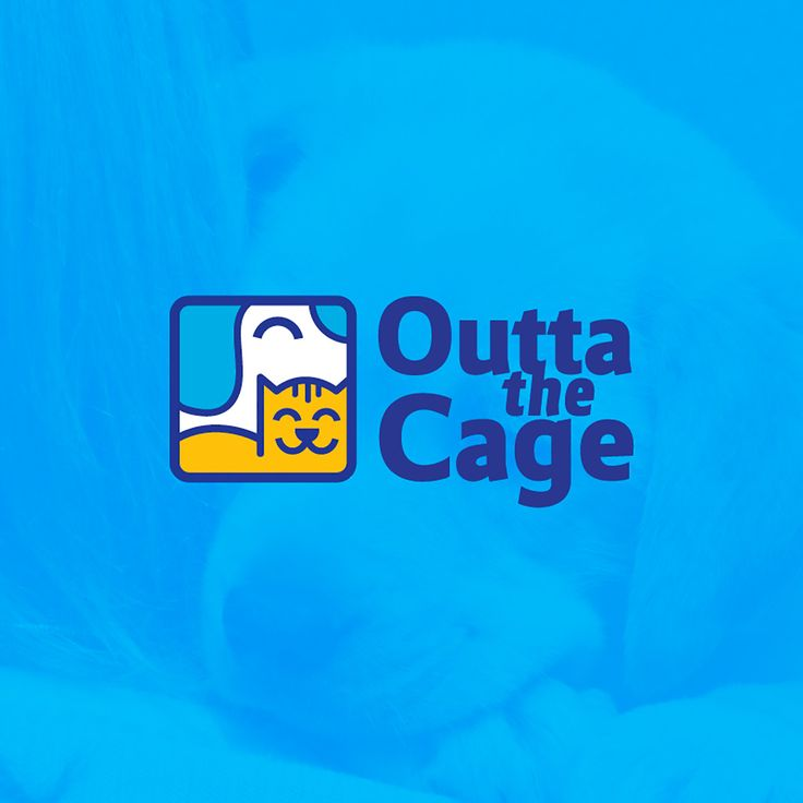 Logo design made for - Outta the Cage